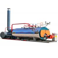 Quality Industrial High Efficiency Gas Boiler / Horizontal Natural Gas Boiler for sale