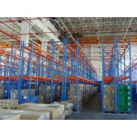 Quality Standard Racking Pallet Racking Warehousing Management , 4000mm for sale