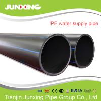 Quality 560mm 20inch large diameter plastic polyethylene hdpe water tubes for sale