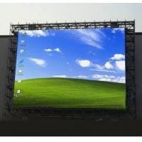 China P20mm Full Color Waterproof Outdoor TV Screens LED Display on sale