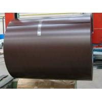 Quality Construction / Decoration PE PVDF Color Coated Aluminium Coil 1050 1060 1100 3003 for sale