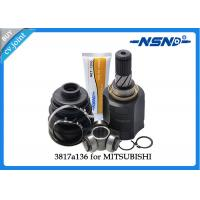 Quality Automotive Front Drive Shaft Cv Joint 3817a136 Universal For Mitsubishi for sale
