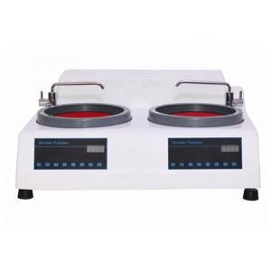 Quality MP-2DE Metallographic sample grinding and polishing machine for sale