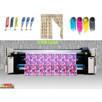 Quality SAER Hot Sale 1800dpi Max Resolution Digital Textile Printing Machine With Three Epson 4720 Head for sale