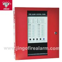 Quality Conventional fire alarm 24V 2 wire systems controll panel 16 zones for sale