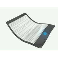 Quality Clear Ultra Thin ISO90001 6.5 Inch Bendable Glass For Touch Panel for sale