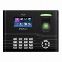 Quality Biometrics Time Attendance with CE, FCC, RoHS Marks for sale