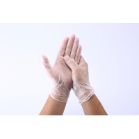 Quality Retirement Giveaways TPE Cleaning Disposable Gloves FDA510K for sale