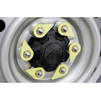 Buy cheap Universal Loose Lug Nut Indicators / Wheel Nut Pointers Safety Auto Parts from wholesalers