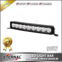 "Buy cheap 18"" 90W-50"" 270W curved light bar for jeep wrangler off road 4x4 UTV SUV ATV from wholesalers"
