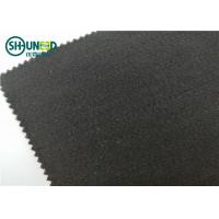 Quality Soft Non Woven Sleeve Head Felt Cotton Fabric Rolls For Men And Women'S Suit for sale
