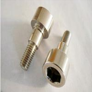 Quality TC4 titanium alloy bolt / nut  Bathyscaphs special for sale