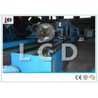 Buy cheap Full Automatic Steel Tube Production Line , Welded Tube Mill Line Steel from wholesalers