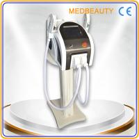Quality shr ipl machines with double handles for hair removal for sale