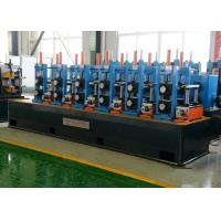Buy cheap Automatic Welded Steel Pipe Production Line / Welded Tube Mill Machine from wholesalers