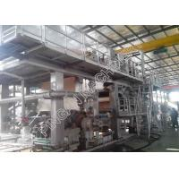 Quality One Wire Rewinding Toilet Paper Manufacturing Machine High Efficiency for sale