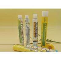 Quality Pure Collapsible Aluminium Tubes, Medicine Ointment  20g Tube Laminate for sale