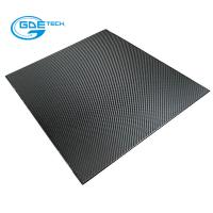 Quality 3k carbon fiber laminated sheet for sale
