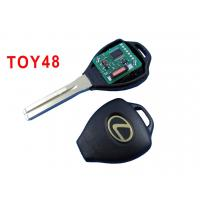 Quality Automotive Car Key Shell Lexus Toy48 Electronic 4d Copy Chip Key for sale
