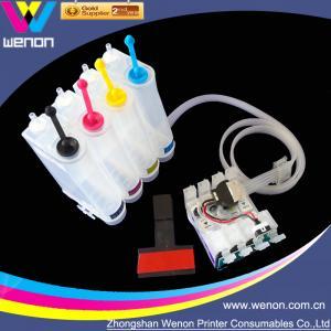 Quality 4 color printer ciss for Epson ME32 ME33 ME330 ME350 ciss for sale