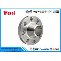 "Quality Slip On Threaded Copper Nickel Flanges Class 300 1/2""- 36"" C70600 Grade for sale"