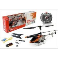 China C7 Lightning 3.5CH Metal RC Camera Spy Helicopter on sale