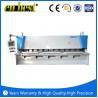 Buy cheap QC11K series hydraulic guillotine CNC shearing machine from wholesalers