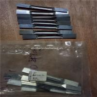 Quality Molybdenum Evaporation Boats ,Mo boat ,0.2mm*10mm*100mm100pcs wholesale price for sale