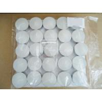 Quality White Scented Tealight Candles 25pcs for Church, Ornament for sale