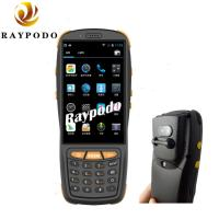 Buy cheap NFC Reading RFID Barcode Scanner , QR Code Pda Portable Device HD Camera GPS from wholesalers