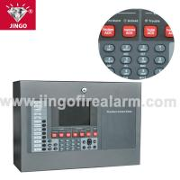 Quality Addressable  intelligent fire alarm 2 wire systems control panel  396 addresses for sale