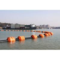 Quality Pipe installation help floating cable buoyancy units dredging pipeline foam buoys pipe floater for sale