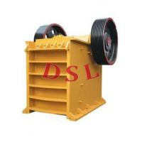 Buy cheap Construction and Mining Machine-Jaw Crusher from wholesalers