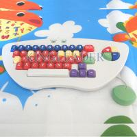 Quality Water-proof and drop-proof design children color keyboard K-800 for sale
