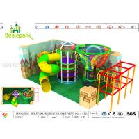 Quality EVA Cover Kids Indoor Soft Playground Colorful Theme For 3-15 Years Old for sale