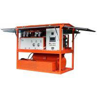 Buy cheap Multifunctional SF6 Gas Recovery Machine SF6 Gas Refilling Machine from wholesalers