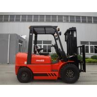 Quality Energy Saving Double / Triple Mast Forklift 2.5 Ton Four Wheel Drive Forklift for sale