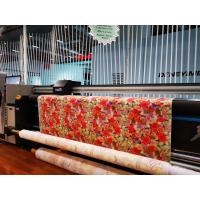 Quality 3200mm Banner Printing Machine Large Format Plotter With 4720 Epson Print Head for sale