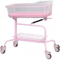 China Cot Crib Baby / Child Hospital Bed Portable SAE - BC - 02 Model Iron Material on sale