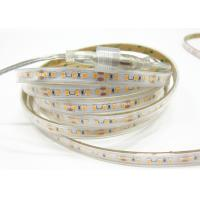 Quality 24V Rgb Waterproof Flexible Led Strips With DC Head Fast Heat Dissipation for sale