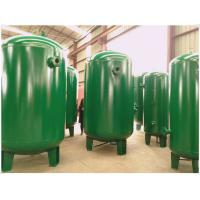 Quality ASME Certificated  Compressed Air Storage Tank Low Pressure Vertical Orientation for sale