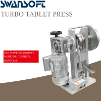 China Swansoft THDP-3 Upgraded Single Punch Tablet Press for Milk Tablet China Supplier on sale
