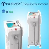 China Sapphire Cooling Effective Permanent 808nm Diode Laser Hair Removal Machine CE Approved on sale