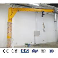 Quality 3 ton 5 ton Cantilever Swing Arm Jib Crane Manufacturer Drawings for sale