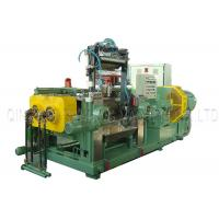 China Rubber Processing Two Roll Mill Miximg Machine Low Noise With HRC 55-60 Roll Hardness on sale