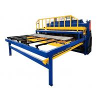 Buy cheap Professional Fence Mesh Welding Machine Fully Automatically Width 2.5m from wholesalers