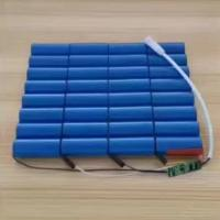 Quality Unprotected High Drain 3.7V 18650 Rechargeable Battery Pack 2000 - 3200mAh High Capacity for sale