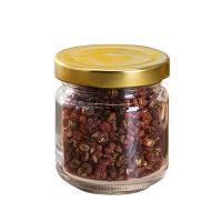 China Food Safety Sealing Jelly Jars , 200ml / 250ml / 350ml Small Glass Containers on sale