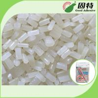 Quality EVA-based Hot Melt Adhesive For Food Carton or Box Sealing Meets Composition Requirements of Indirect Food Additive Regu for sale