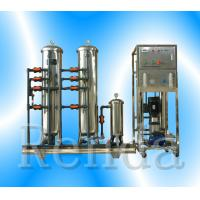 Quality Mineral Water Drinking RO Water Treatment Systems For Purification / Water Softening for sale